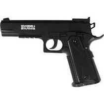 Pistola Arma P1911 Match Co2 Deporte Balines Pipetas