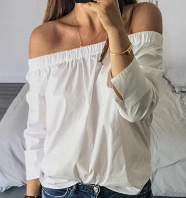 Blusas para mujer Limonni LI546 Campesinas