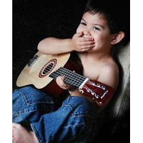 Guitarras Acusticas Especiales Para Niños De Hasta 8 Años
