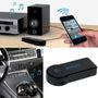 Receptor Audio Bluetooth Manoslibres Carro Sonido Mini Auto