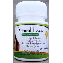 Natural Lose Weight Loss Reduce Peso Sin Efectos Secundarios