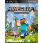 Minecraft Playstation 3