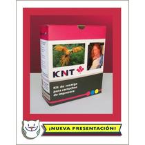 Kit De Recarga Para Cartuchos Canon 30, 40, 50, 140, 210.