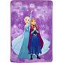 Cobija Blanket Ana Y Elsa Frozen Envio Gratis