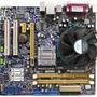 Board Foxconn Procesador Dual Core 2.6ghz Cooler Combo