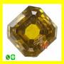 Diamante Original Amarillo 0.19 Ct I1 Joyeria Joya Moda U51