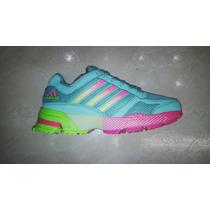 Tenis Zapatillas Adidas Marathon Tr Dama Nuevos