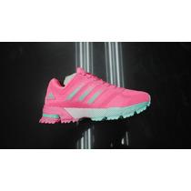 Tenis Zapatillas Adidas Marathon 3d Mujer Y Hombre