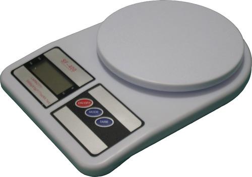 Gramera digital 5 kg balanza de cocina gr a gr silver max - Balanza cocina digital ...