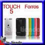 Forro Ipod Touch 5 Manguera Silicona 8gb 16gb 32gb 64gb