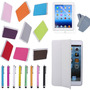 Smart Cover Ipad Mini / Mini Retina + Screen+lapiz+autooff