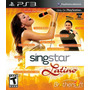 Singstar Latino Ps3 Español Rock Band Guitar Hero
