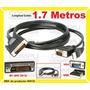 Cable Adaptador Vga Y Usb A Dvi 30+5 M1 Computoys Zdvi10