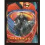 Figura Original Superman Man Steel Black Suit Envío Gratis