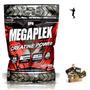 Megaplex Creatine Powder 10lb Bcaa Ganador Muscular +regalo