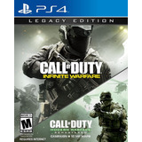 Call Of Duty Infinite Warfare Legacy Edition Ps4 - Jgames