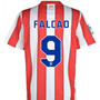 Camiseta Falcao Atletico Madrid 100% Original