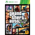 Grand Theft Auto 5 Gta V Xbox 360 Nuevo Original Jxr