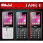 Blu Tank 2 Bateria Larga Duracion !!!! Adulto Mayor 2sim