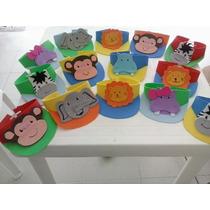 Recuerdo Fiesta Infantil Zooparty, Viceras Foami