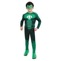 Disfraces Importados Linterna Verde - Importados Jalomo