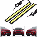 2 Exploradoras Tira Drl Led Barra Carro Moto 17 Cms