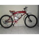 Conversion A Bicimoto Ciclopoder Ciclomotor, Motor Bicicleta
