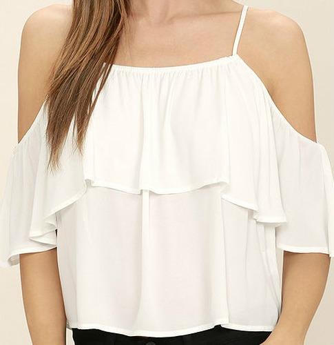 Blusas para mujer Limonni LI1025 Casuales
