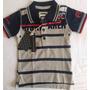 Camiseta Rampage Tipo Polo Niño Talla 6 100% Original