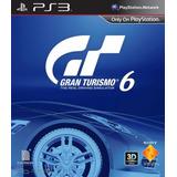 Gran Turismo 6 Ps3 Original Completo Disponible