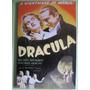 Afiche Poster Retablo Pelicula Dracula Bela Lugosi