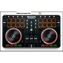 Numark Mixtrack Pro 2 Usb Controlador Dj Con Interfaz Audio