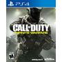 Call Of Duty Infinite Warfare Estandard Playstation 4 Fisico