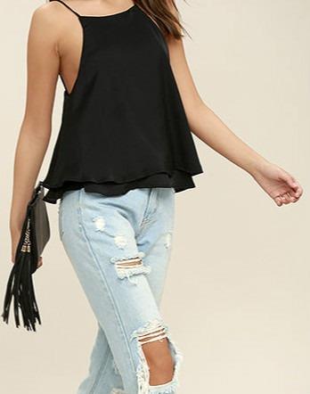 Blusas para mujer Limonni LI1019 Basicas