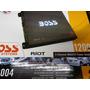 Boss Riot 1200w 4 Channel Full Range, Class A/b,  1200 Watss
