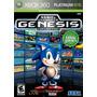 Sonic Ultimate Genesis Collection Xbox 360 Nuevo Original
