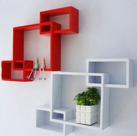 Mueble modular cubo repisa decoracion hogar 75 x 60 x 10 - Papeles decorativos para cocinas ...