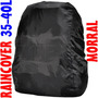 Rain Cover Protector Impermeable Lluvia Para Morral 35-40l
