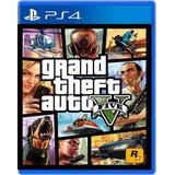 Gta V Ps4 Grand Theft Auto V Playstation 4 Fisico Original