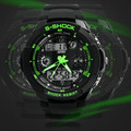 Reloj Hombre S Shock Analogo Digital Led Resistente Agua