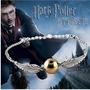 Pulsera Snitch Harry Potter Bola Quidditch Ball Golden