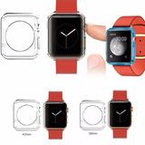 Vidrio 3d +protector Ultraslim Apple Watch 38mm 42mm Serie 3