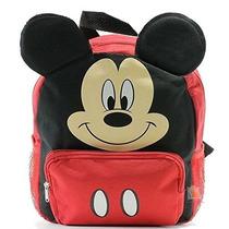 Morral Mickey Mouse De La Cara - 12 Pulgadas -