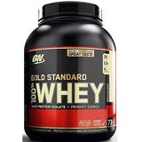 Whey Gold Standard 5 Lb Optimun Nutrition+ Envio