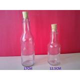 Botellas Envases Vidrio Corcho Invitación Y Recordatorios