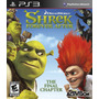 Shrek Forever After Playstation 3 Ps3 Nuevo The Final Chapte