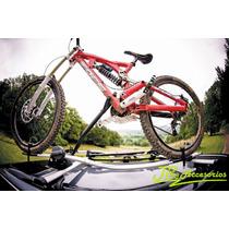Porta-bicicletas De Techo Con Llave Para Asegurar El Marco