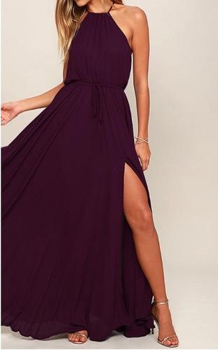 Vestidos para mujer Limonni LI151 Largos elegantes Fiesta