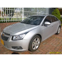 Chevrolet Cruze Platinum [lt] At 1800cc 4p Ct Tc