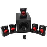 Sistema De Sonido Genius Gx Gaming Sw-g5.1 3500 80 Watts Rms